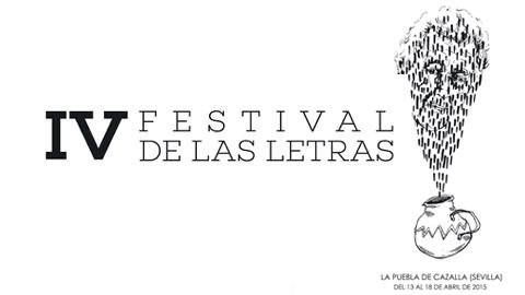 Con motivo del día del libro, La Puebla de Cazalla celebra del 13 al 18 de abril la cuarta edición del Festival de las Letras con el fin de la promocionar la cultura como comunicación, expresión y agitación