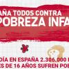 """El municipio cordobés de Posadas se suma a la campaña """"Todos contra la pobreza infantil"""" con un acto solidario relacionado con el deporte y una conferencia informativa sobre el tema el sábado 11 de abril"""