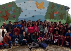 54 jóvenes matemáticos andaluces de entre 12 y 14 años, que forman parte de un proyecto denominado Estalmat (Estimulación del Talento Matemático), participan en un Campamento en Huétor Tájar