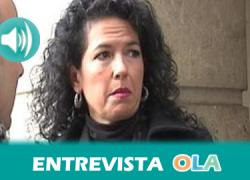 """""""El protocolo activado tras la muerte del joven polaco en Sevilla ha sido un lavado de cara porque no contempla medidas concretas para atender a personas sin hogar en urgencias"""", Maribel Mora, APDHA"""