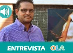 """""""La importancia de la Feria de Ganado de Cártama es que, al ser una de las primeras de zona, es el punto de partida en el que se rigen las demás"""", Juan Francisco Lumbreras, concejal de Turismo Cártama (Málaga)"""