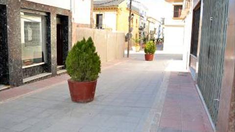 Los vecinos y vecinas de Campillos podrán pasear por tres de los tramos de la zona comercial abierta de la calle San Benito tras aprobarse en pleno el acondicionamiento para su peatonalización