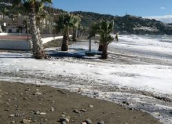 Albuñol y otros municipios granadinos van a recibir ayudas para reparar los daños causados por las inundaciones y otros efectos de los temporales de lluvia, nieve y viento del primer trimestre de 2015