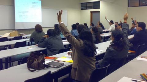 Los vecinos y vecinas de El Carpio pueden matricularse en los siete nuevos cursos formativos organizados por el Grupo de Desarrollo Rural del Medio Guadalquivir para mejorar su empleabilidad