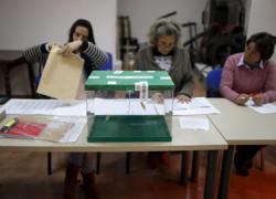 24M: Más de seis millones de personas en Andalucía están llamadas a las urnas este domingo para elegir a unos 9.000 concejales y alcaldes de 775 ayuntamientos