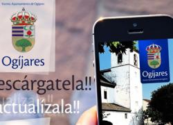 La población de Ogíjares ya puede comunicar desperfectos y quejas relacionadas con el mobiliario urbano, el tráfico, vías públicas, jardinería o limpieza, gracias a una aplicación móvil que acaba de renovarse