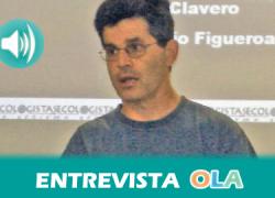"""24M: """"Los ayuntamientos piden más competencias pero, ante cualquier problema, culpan a los gobiernos regional o estatal cuando en muchas materia la gestión les pertenecen"""", Juan Clavero, Ecologistas en Acción"""