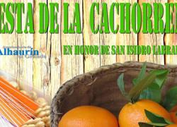 El municipio malagueño de Alhaurín el Grande se prepara para celebrar la popular Fiesta de la Cachorreña de la barriada de San Isidro que gira en torno a una sopa tradicional preparada con naranja y pan