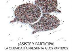 24M: La emisora ciudadana 'Onda Color' realiza un debate electoral para situar a los movimientos sociales de la ciudad de Málaga en el centro de las decisiones públicas