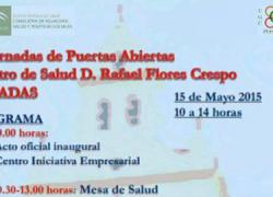 El Centro de Salud 'D. Rafael Flores Crespo' de Posadas celebra hoy su I Jornada de Puertas Abiertas con actividades de promoción de hábitos saludables que darán a conocer los servicios que ofrecen