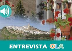 «El Festival de Balcones de Iznájar trata de recuperar una tradición tan nuestra como es el adorno de fachadas y rincones con flores», Jorge Delgado, presidente Asociación Turismo de Iznájar (Córdoba)