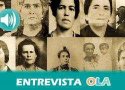 """""""Con las 17 rosas de Guillena se ha hecho justicia a nivel social pero los juzgados aún no han dicho esta boca es mía"""" Lucía Sosa, presidenta Asociación de Recuperación de la Memoria Histórica 19 Mujeres"""