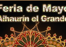 Arranca la Feria de Mayo 2015 de Alhaurín el Grande, una de las celebraciones culturales y de ocio más importantes del municipio, que tiene como protagonistas las actividades infantiles y musicales