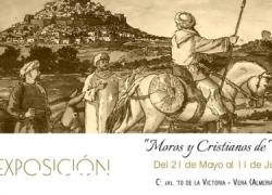 Vera abre al público la exposición 'Moros y cristianos de Vera' en la que se puede contemplar vestidos, armas, documentos y fotografías relacionadas con esta fiesta tan arraigada en el municipio