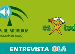 «Andalucía es la segunda comunidad en consumo de tabaco por eso hay que trabajar en campañas de concienciación más eficaces desde el punto de vista emocional», Daniel López, director Plan Integral Tabaquismo