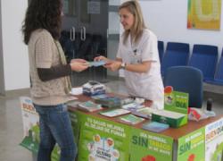 El personal sanitario de Alcalá La Real y Martos recibe sesiones informativas sobre el Centro Provincial de Drogodependencias de Jaén para que puedan atender eficientemente a la población