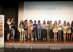 """El trabajo """"Cine, poesía y valores"""" realizado por alumnas del IES Carlos Cano de Pedrera ha sido galardonado dentro de la convocatoria Cinemasur 2.0 organizada por la Federación de Ayuda contra la Drogadicción"""