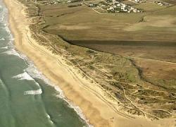 La plataforma Salvar el Palmar y Ecologistas en Acción inician trámites para comprar los terrenos donde los grupos Tarje y GTM pretenden construir complejos hoteleros en el entorno virgen de las playas de Vejer