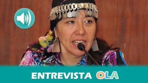 «La demanda histórica de los pueblos indígenas tiene que ver con el territorio, con la forma de vida que quieren para sus comunidades y con su autodeterminación», Jeannette Paillán, cineasta mapuche