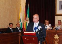 El alcalde de Rute, el socialista Antonio Ruiz, será investido la próxima semana como presidente de la Diputación provincial de Córdoba