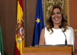 """Reacciones al nuevo Gobierno andaluz. El PP-A tacha al nuevo Ejecutivo de continuista y augura otra legislatura perdida. Podemos denuncia que es un Gobierno que consuma las """"persecuciones giratorias"""""""