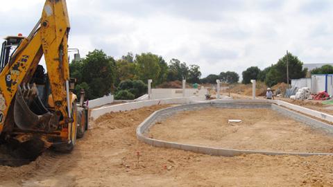 El municipio gaditano de Vejer de la Frontera sigue dando pasos adelante en la construcción de la Ciudad de la Infancia, un lugar de ocio infantil y familiar que atraerá la visita de personas de localidades cercanas