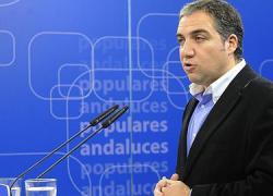 El popular Elías Bendodo podría repetir la presidencia de la Diputación de Málaga otros cuatro años más gracias al apoyo de Ciudadanos, que respalda el nombramiento pero no entrará en el Gobierno provincial
