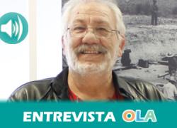 """""""Si el PP tiene datos de que alguien se ha lucrado ilegalmente de la Ley de Memoria Histórica que lo denuncie en un juzgado"""", Cecilio Gordillo, Recuperando la Memoria de la Historia Social de Andalucía"""