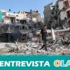 """""""La situación en Gaza es peor que durante los ataques del verano, con el agravante de que los fondos de la comunidad internacional no se han desembolsado"""", Raquel Martí, directora ejecutiva de la UNRWA"""