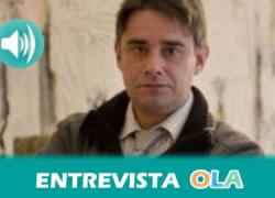 """""""Que al Gobierno andaluz le parezca mal la ley de cuentas abiertas contradice el acuerdo de transparencia firmado con Ciudadanos"""", Juan Moreno Yagüe, promotor de la ley y parlamentario andaluz por Podemos"""