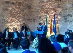 Ignacio Caraballo revalida su mandato al frente de la Diputación de Huelva tras el pleno de constitución de la entidad provincial, en la que entra por primera vez Ciudadanos con un diputado