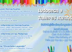 Hornachuelos pone en marcha para este verano una serie de talleres infantiles y juveniles de carácter lúdico y socio-educativo cuyo plazo de inscripción estará abierto hasta el próximo 1 de julio