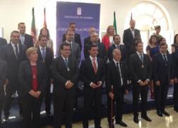 El popular Gabriel Amat repite cuatro años más como presidente de la Diputación de Almería con el compromiso de seguir trabajando para cubrir las carencias y necesidades de la provincia