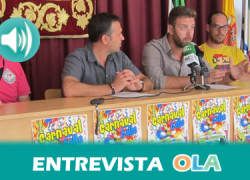 """""""El programa 'Carnaval en la Calle' muestra a los visitantes un poquito de nuestra tradición, nuestra fiesta y nuestras costumbres"""", David Tamayo, concejal de Fiestas, Juventud e Infancia de Conil (Cádiz)"""