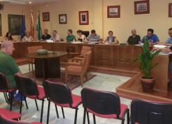 La localidad cordobesa de Hornachuelos presenta dos proyectos al Plan General de Residuos Radiactivos, uno sobre optimización energética y medioambiental y otro de ayudas a empresas y autónomos