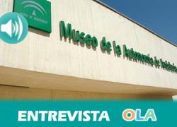 «Para celebrar el 130 aniversario y conocer mejor la ilustre figura de Blas Infante tenemos una semana de actividades y talleres», Paloma Cano, coordinadora del Museo de la Autonomía de Andalucía