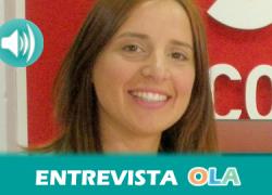 «Los objetivos del Proyecto NAMAE son promover un desarrollo capaz de dinamizar la economía de ambas zonas apostando por la mejora del tejido empresarial», Ana Carrera, diputada de Empleo – Diputación de Cádiz
