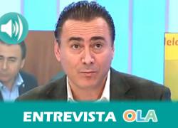 """""""Tiene que haber reequilibrio en los precios de la cadena alimentaria. Por eso las administraciones tiene que reforzar los instrumentos de control"""", Agustín Rodríguez, secretario general de UPA- Andalucía"""