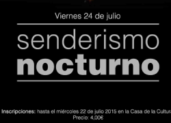 Las personas aficionadas al senderismo ya pueden inscribirse para la ruta nocturna del próximo viernes 24 de julio que saldrá desde la localidad cordobesa de Almedinilla pasando por La Tejuela y La Rubia