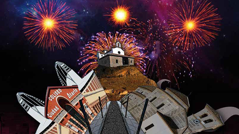 La localidad granadina de Atarfe celebra su feria y fiestas patronales, del 22 al 26 de julio, en la que las personas locales y visitantes podrán disfrutar de numerosas actividades, concursos y conciertos