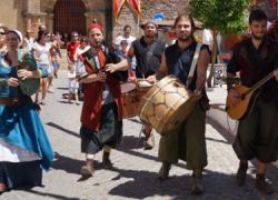 El municipio onubense de Cortegana pone en marcha el Plan Juglar formado por 120 efectivos para garantizar la seguridad, de locales y visitantes en las Jornadas Medievales del 6 al 10 de agosto