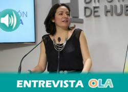 """""""Las noches del muelle ofrecen un programa variado para disfrutar del entorno, además de los conciertos."""" Aurora Vélez, diputada de  Bienestar Social y Área Sociocultural en la Diputación de Huelva"""