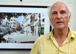 """Punta Umbría acoge la muestra fotográfica """"La Memoria de Vuelta"""" de Manuel Carvajal, una exposición que pretende mostrar los cambios que ha experimentado Huelva, conciliando su pasado y presente"""