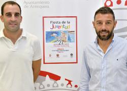 Antequera organiza una Fiesta de la Juventud con juegos y talleres con el objetivo de apoyar la candidatura del Sitio de los Dólmenes en su reconocimiento como Patrimonio Mundial de la Unesco