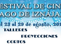 """Iznájar celebra el """"Festival de Cine Internacional 'Lago de Iznájar"""" un evento cultural en torno al mundo audiovisual y cinematográfico que comienza este domingo y se extenderá durante toda la semana"""