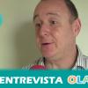 """""""Si conseguimos trabajar en el CIE de Algeciras una de las recomendaciones que haremos será que se mejoren las condiciones"""", José Javier Sánchez Espinosa, subdirector nacional para Migraciones de Cruz Roja"""