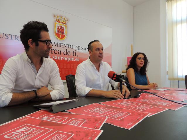 San Roque acoge esta semana la I Muestra Cine de Verano, una iniciativa que consta de cinco proyecciones con un trasfondo ético y moral, con el objetivo de educar además de entretener y divertir