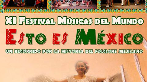 Hornachuelos celebra la XI edición del Festival de Músicas del Mundo con un homenaje a la música y danza folclórica mexicana en el que participan reconocidos y reconocidas artistas de este país