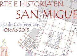 Un ciclo de conferencias sobre Arte e Historia en la Iglesia de San Miguel de Morón de la Frontera llena de cultura la localidad sevillana a partir del 25 de septiembre y hasta el 30 de octubre