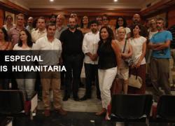 37 familias de Córdoba, coordinadas por una plataforma digital, se han ofrecido ya para acoger a personas refugiadas del conflicto sirio mientras instituciones y colectivos perfilan un plan de actuaciones